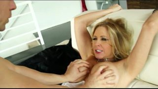 Mature MILF with a Huge Black Cock