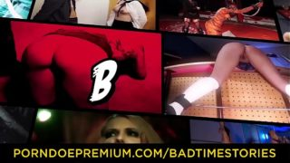 BADTIME STORIES - Obedient German slave Laila g...
